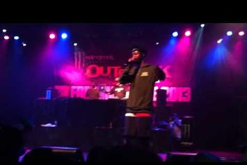 """Joey Bada$$ """"Performs A New Song From """"B4.DA.$$"""""""" Video"""