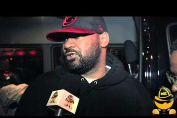 "Ghostface Killah ""Talks Wu-Tang Reunion, DOOM Collabo"" Video"