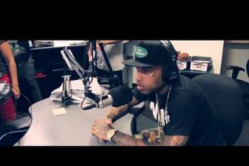 "Kid Ink ""Announces ""Almost Home"" EP Details & Joining Kendrick's ""GKMC"" Tour on Power 106 "" Video"