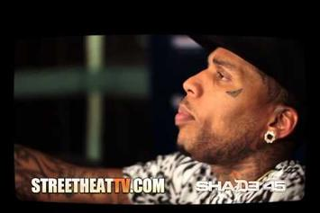 "Kid Ink ""Victorious (Funk Flex Freestyle) In Studio Performance w/ DJ Kay Slay"" Video"