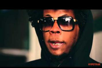 "Trinidad James ""Talks Dream Collaborations & XXL"" Video"