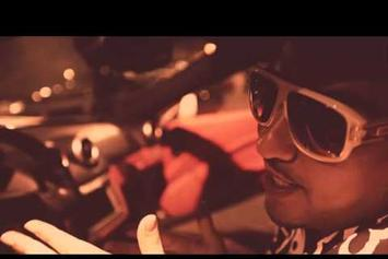 "French Montana Feat. Mikky Ekko ""Trouble"" Video"