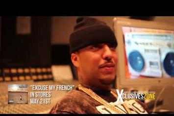 "French Montana ""Talks ""Excuse My French"" "" Video"