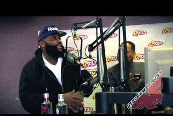 "Rick Ross ""Explains ""U.O.E.N.O"" Lyrics"" Video"