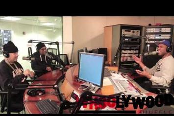 """French Montana """"Discusses Working w/ 50 Cent"""" Video"""
