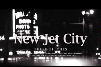 """Curren$y Feat. French Montana """"These Bitches"""" Video"""