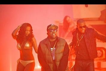 "Big Boi Feat. B.o.B ""Double or Nothing"" Video"