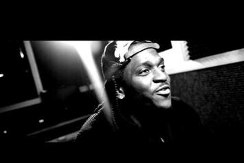 "Pusha T ""Talks On First Getting Into Music & Freestyles"" Video"