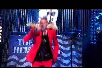"""Macklemore Feat. Ryan Lewis """"Thrift Shop (Live On SNL)"""" Video"""