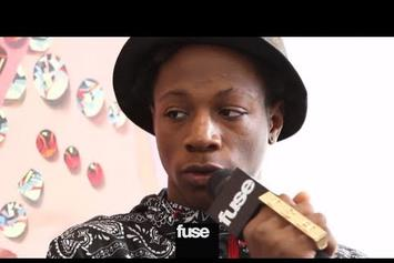 """Joey Bada$$ """"Speaks On Remaining Independent & Not Signing With Roc Nation"""" Video"""