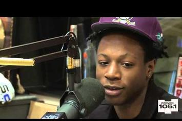"""Joey Bada$$ """"Interview With The Breakfast Club"""" Video"""