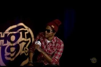 "Ab-Soul ""Talks Drugs, TDE, & Kendrick's Rise To Fame"" Video"