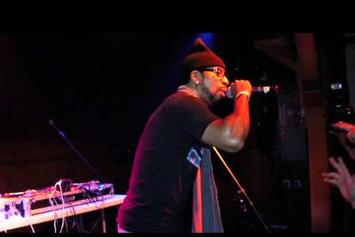 "Roc Marciano ""Performs '76' Live In Chicago"" Video"