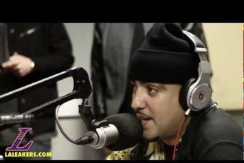 "French Montana ""Breaks Down ""Excuse My French"" Album Cover"" Video"