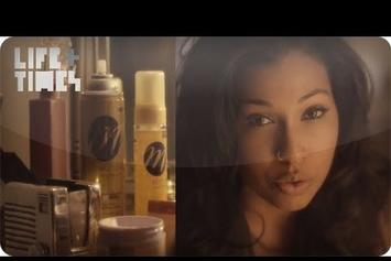 "Melanie Fiona ""Wrong Side Of A Love Story"" Video"
