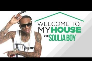 "Soulja Boy ""Welcome to my House: Soulja Boy [TEASER]"" Video"
