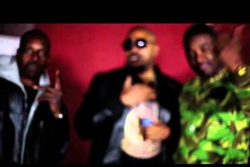 """P.A.P.I. (NORE) Feat. French Montana, Pusha T, 2 Chainz """"Tadow """" Video"""