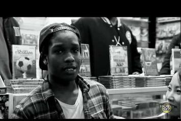 "ASAP Rocky ""The Year Of ASAP"" Video"