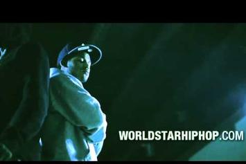 "Fredo Santana Feat. Ballout  ""Up Them Poles"" Video"