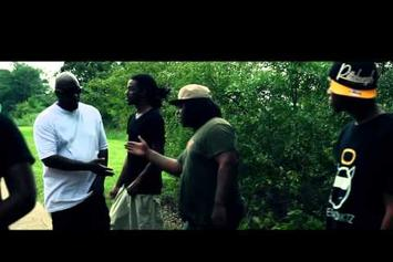 "Trae Tha Truth Feat. D-Bo & DJ Scream ""Sick Of Being Broke"" Video"