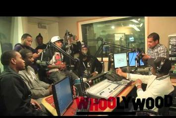 "Gucci Mane Feat. Waka Flocka ""DJ Whoo Kid Interview"" Video"