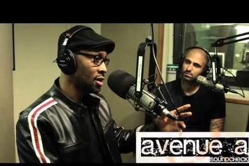 "RZA ""DJ Whoo Kid Interview"" Video"