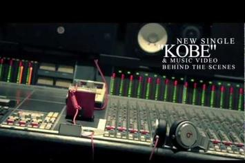 "Chief Keef ""In The Studio Recording ""Kobe"""" Video"