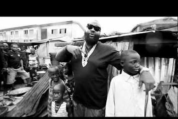 "Rick Ross ""Hold Me Back (Nigeria Edition)"" Video"