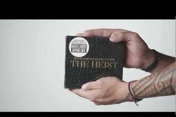 "Macklemore Feat. Ryan Lewis ""The Heist Deluxe Edition (Trailer)"" Video"