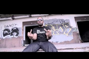 "Ghostwridah ""Rigamortis (Freestyle)"" Video"