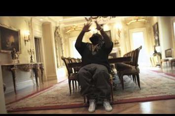 "Rick Ross ""Amsterdam"" Video"