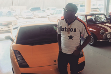 "Stream Johnny Cinco's ""Trap Religious"""