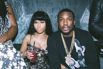 Meek Mill Disses Mayweather's Girlfriend Over Similar Ring
