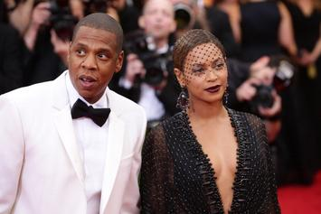 """Jay Z & Beyonce's Album Reportedly """"Nearing Completion,"""" Will Be TIDAL Exclusive"""