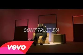 "Rayven Justice Feat. Chinx & Uncle Murda ""Don't Trust 'Em"" Video"