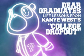 "Dear Graduates: Life Lessons From Kanye West's ""College Dropout"""