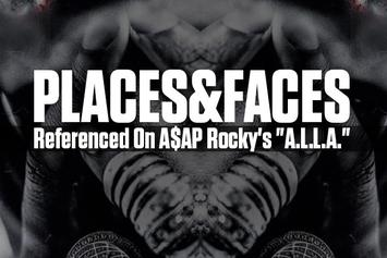 """Places & Faces Referenced On ASAP Rocky's """"A.L.L.A."""""""