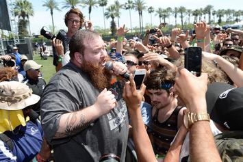 Action Bronson's Public NXNE Performance Cancelled Following Misogyny Criticism