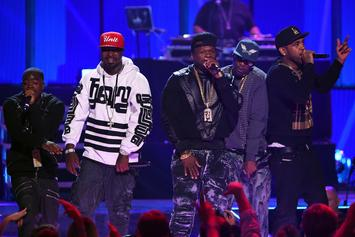 50 Cent Says Summer Jam Security Didn't Want To Let G-Unit In