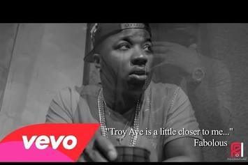 """Troy Ave """"Major Without A Deal"""" Documentary Pt. 1 Video"""
