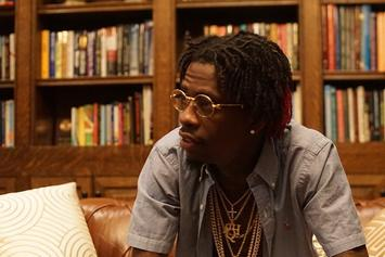 Rich Homie Quan Bailed On BET Awards After He Was Cut From Main Stage