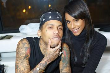 Kid Ink Is Engaged
