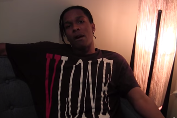 ASAP Rocky Talks About His First Ever Album Purchase