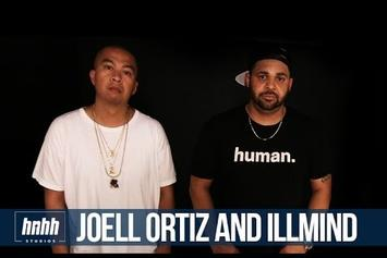 Joell Ortiz & !llmind In The Studio