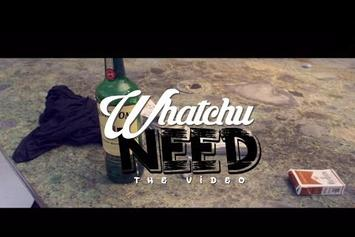 "Chris Webby Feat. Sap, Stacey Michelle ""Whatchu Need"" Video"