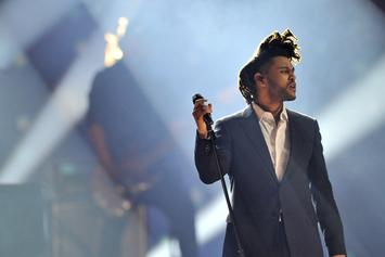 """The Weeknd Announces """"The Madness"""" Fall Tour With Travi$ Scott & Banks"""