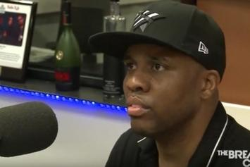Consequence Talks New Project, Working With Kanye, & More On The Breakfast Club