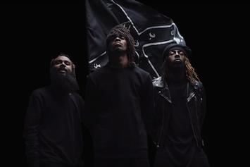 "Flatbush Zombies ""Blacktivist"" Video"