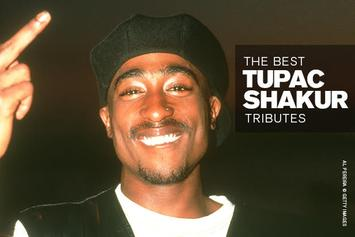 The Best Tupac Shakur Tributes