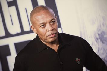 """Listen To The New Episode Of Dr. Dre's """"The Pharmacy"""" With Quincy Jones"""
